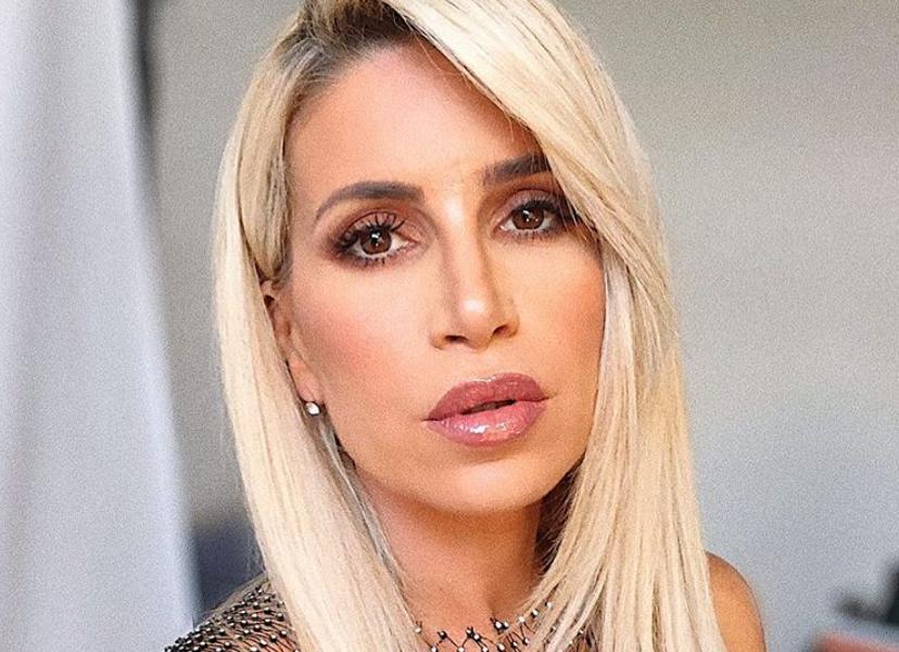 Flor Peña, actriz, foto Instagram