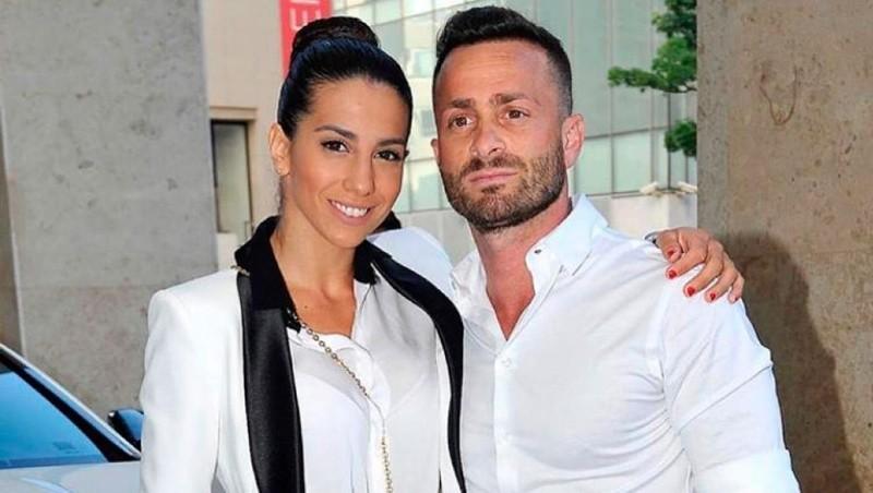 Cinthia Fernández y Martín Baclini se separaron en el 2019